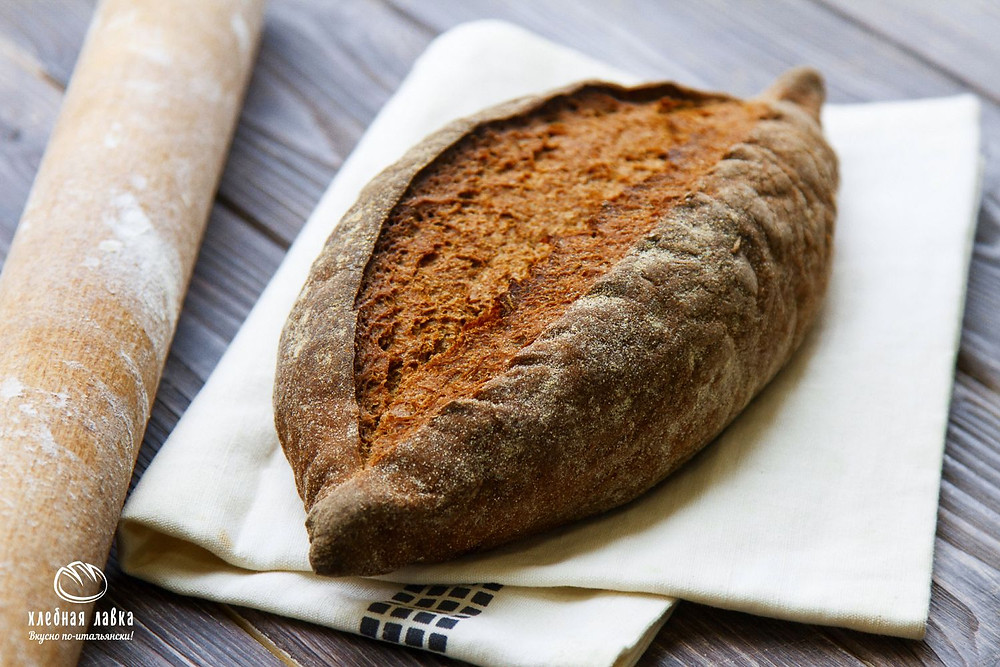 Хлеб недели – Кантри Браун!