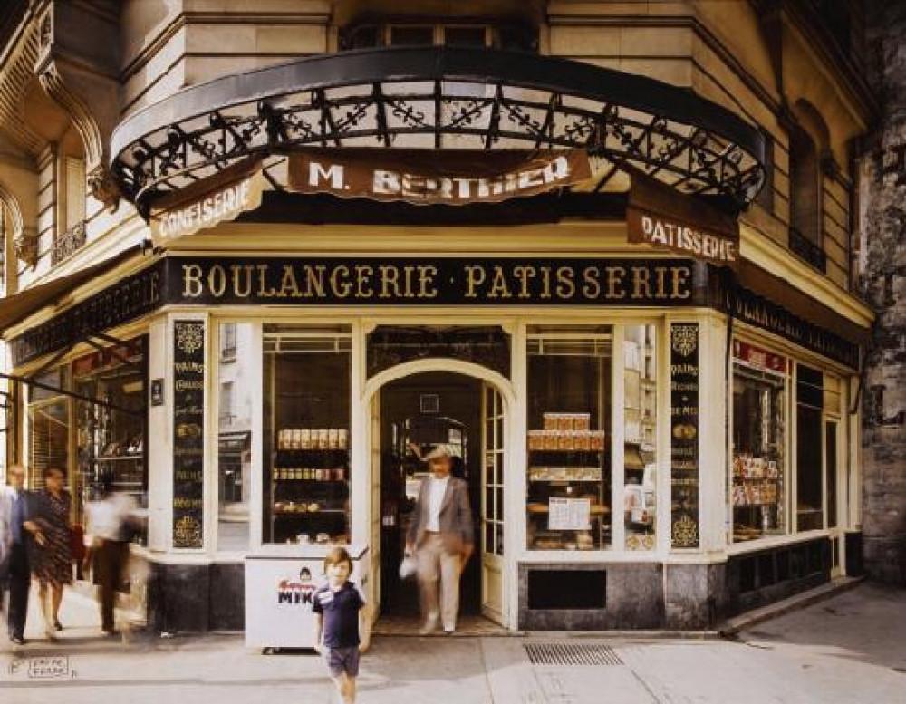 Знаменитая «Венская пекарня» в Париже