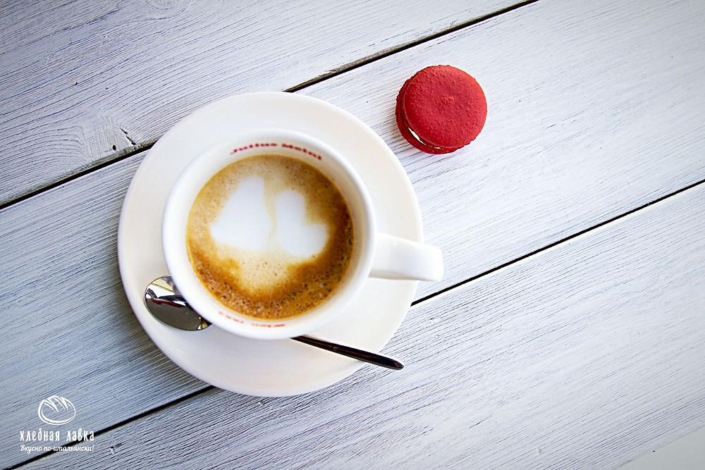 Кофе недели – Эспрессо–макиато Юлиус Майнл Специал