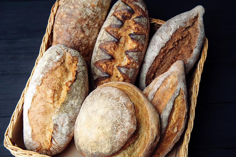 Как мы выпекаем хлеб...