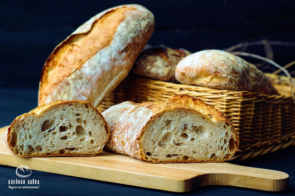 Хлеб недели – Старый Комо