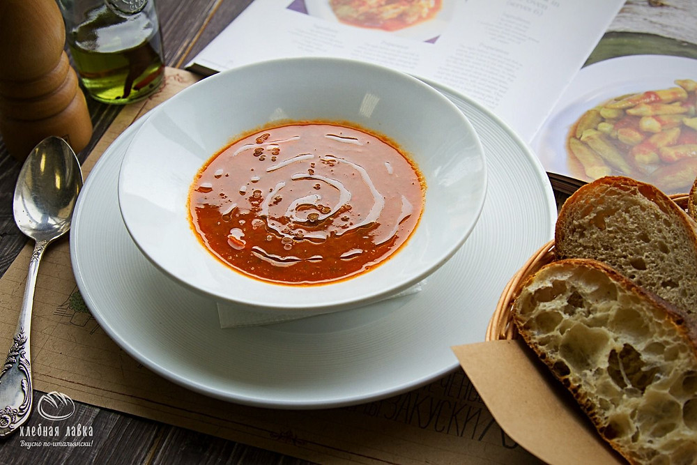 Факес – чечевичный суп по-гречески
