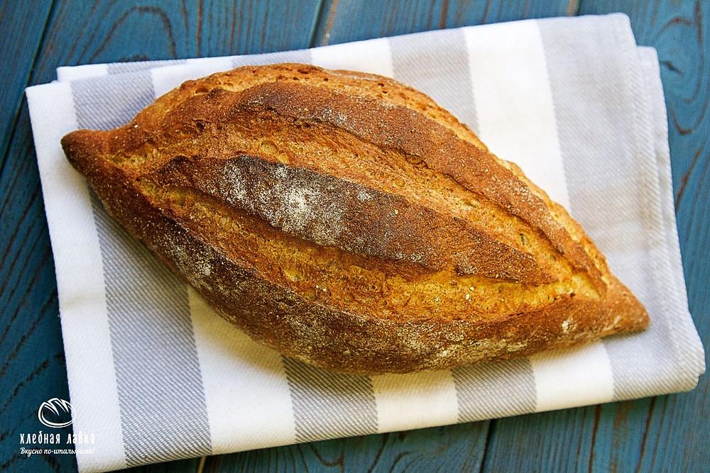Хлеб недели – Гречишная булка