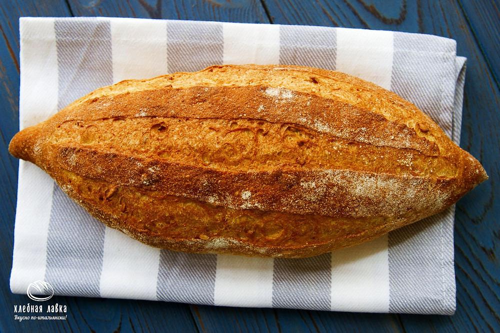 Хлеб недели – Загребский хлеб