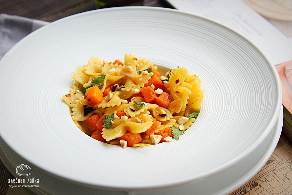 Томатный суп по-тоскански
