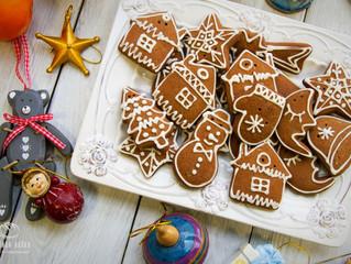 Распродажа рождественского печенья!