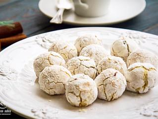 Новогодние и рождественские традиции – Печенье-Снежки