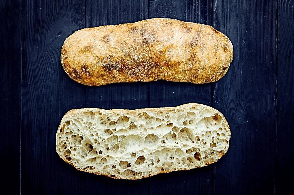 Чиабатта Хлебной Лавки