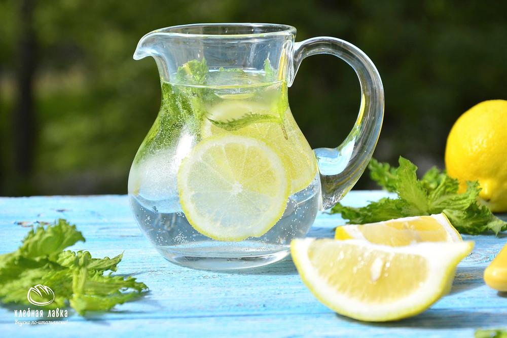 Традиции вкуса – Лимонад