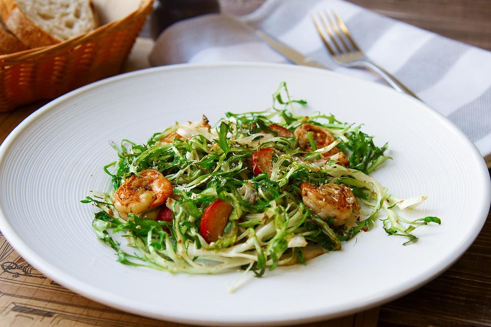 Нисуаз – знаменитый салат Ниццы
