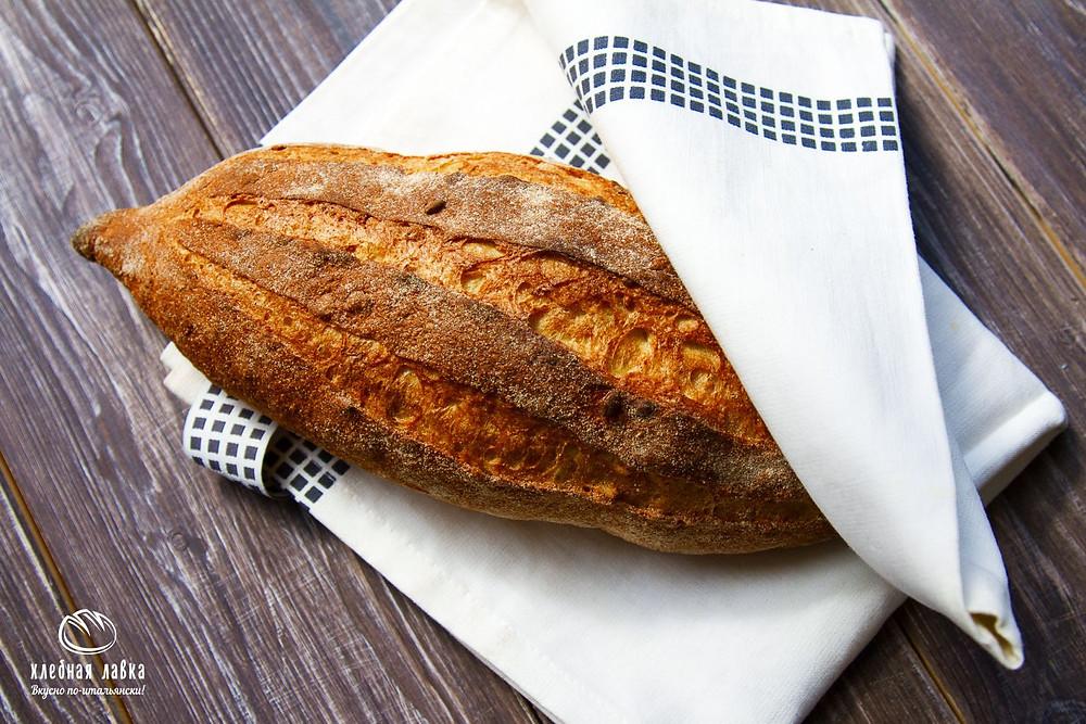 Хлеб недели – Чиабатта