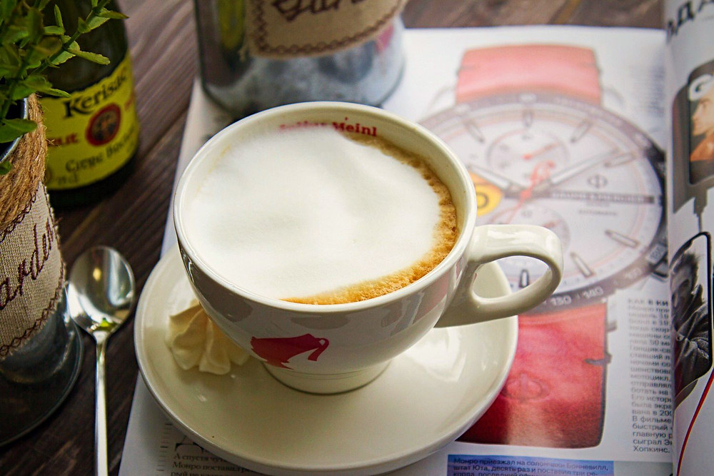 Кофе недели – Лунго 1862 Premium