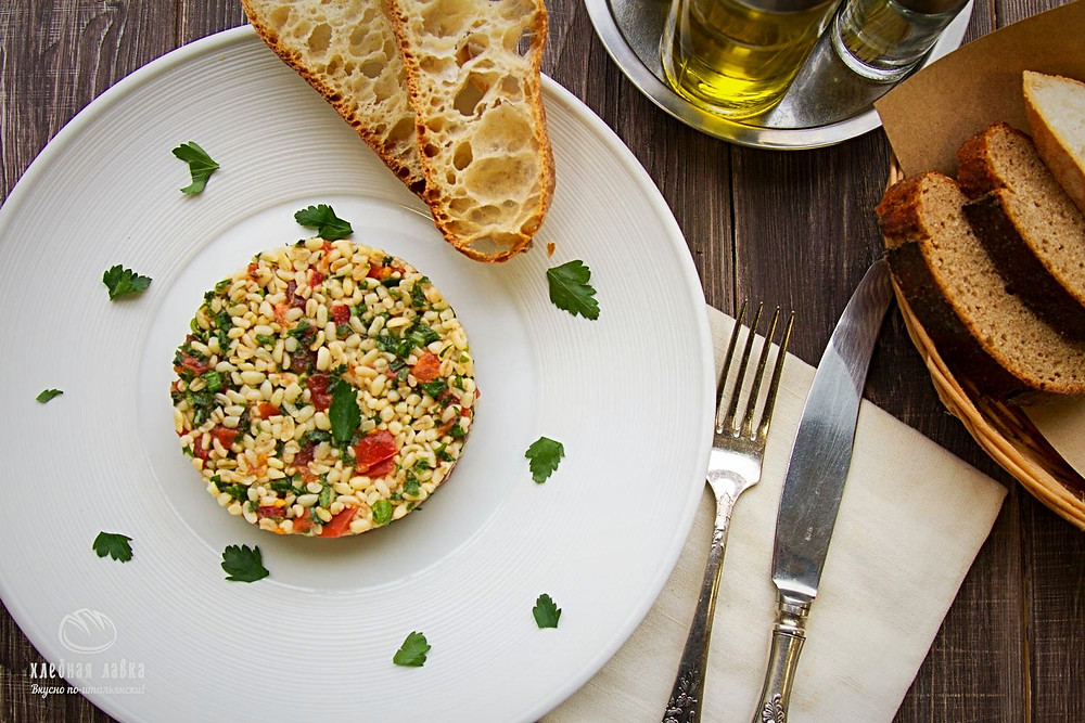 Табуле – ливанский салат