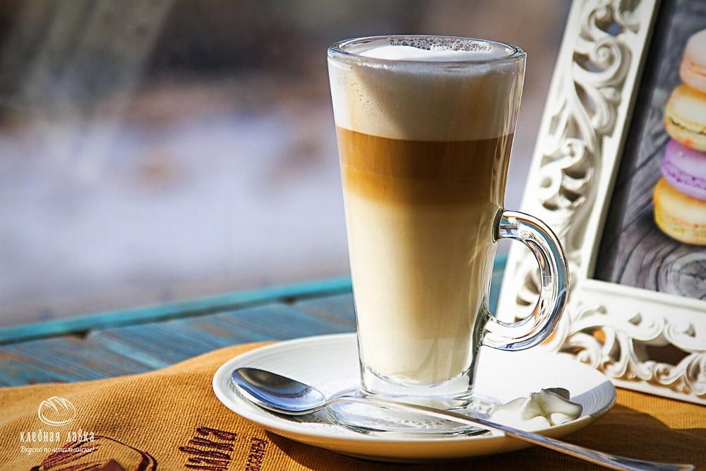 Кофе недели - Латте Макиато ЮМ Триест