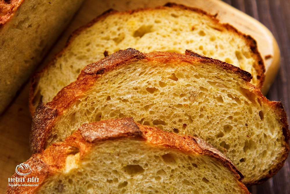 Хлеб недели – «Чиабатта»!
