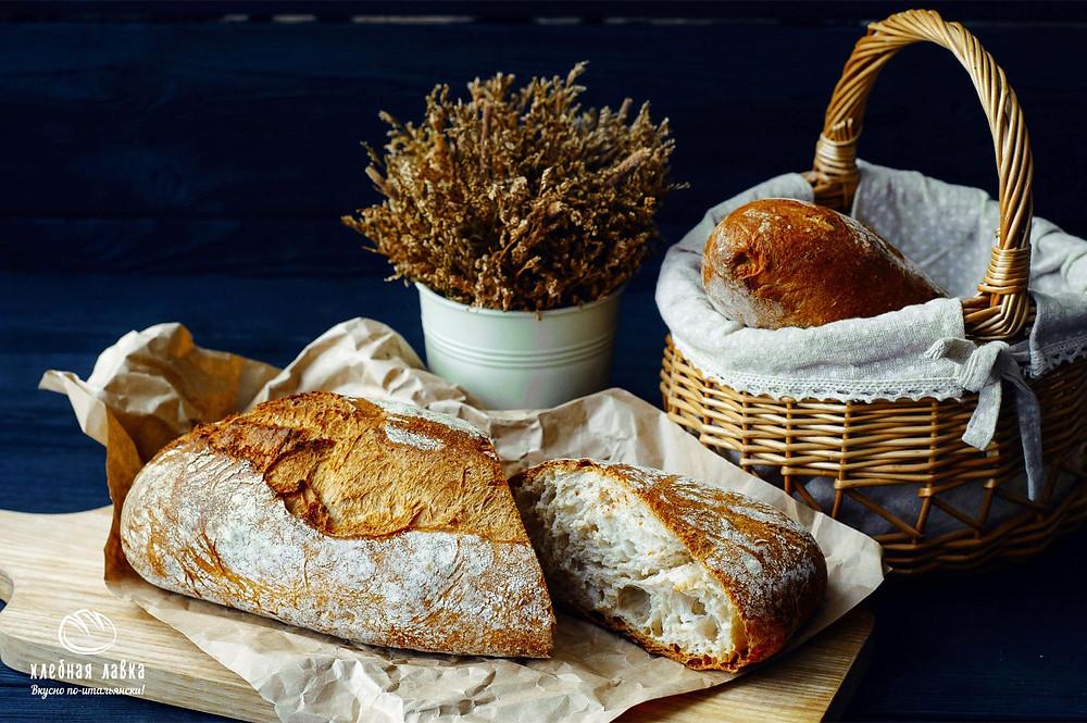 Черный и белый хлеб Средиземноморья