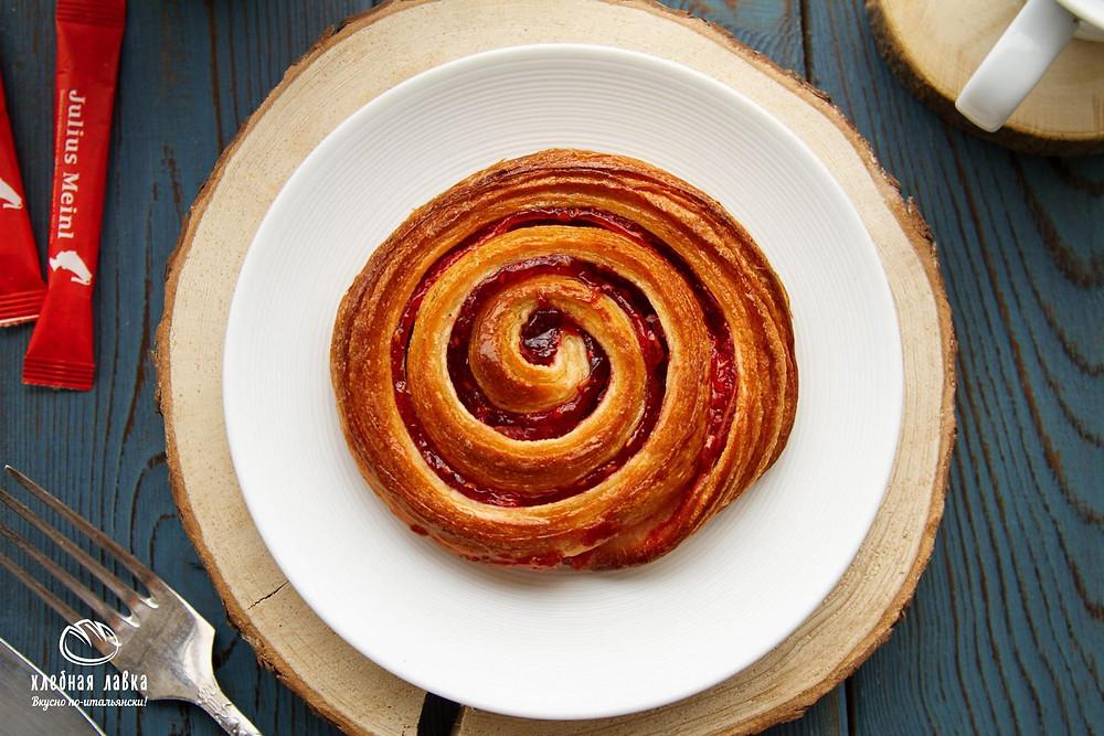 Хлеб недели – Хлеб с изюмом и тмином