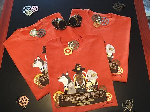 Steampunk Ball Event T-Shirt