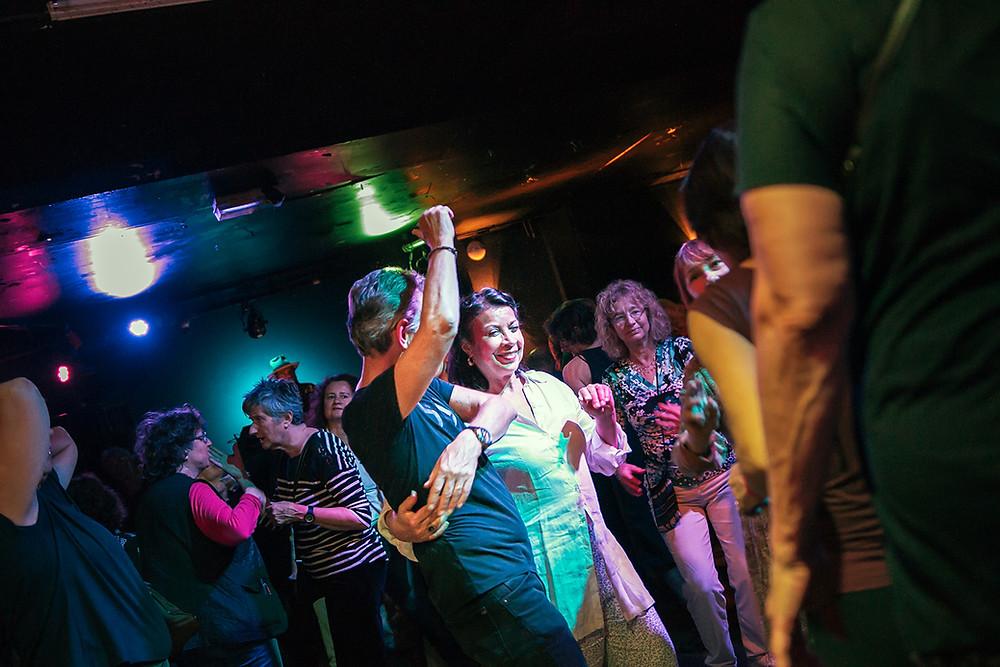 Club Dans voor alle leeftijden Fotografie Kim Doeleman