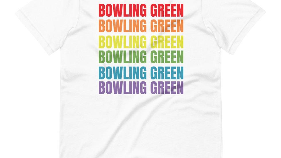BG Short-Sleeve Unisex T-Shirt