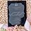 Thumbnail: Bracket cut acrylic invitations