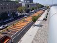 Restoring the BLM Street Mural