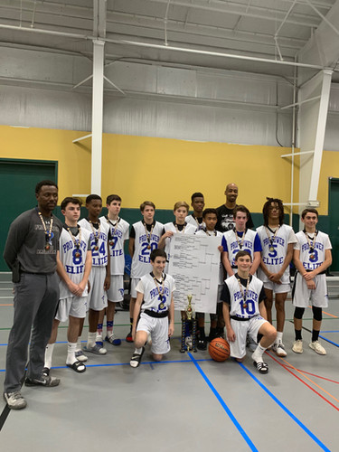 Elite 7th West Champions/ Gold Medalist