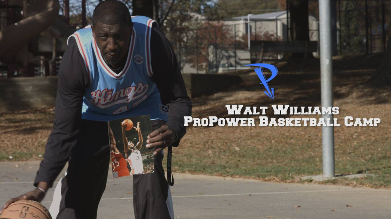 Meet Walt Williams