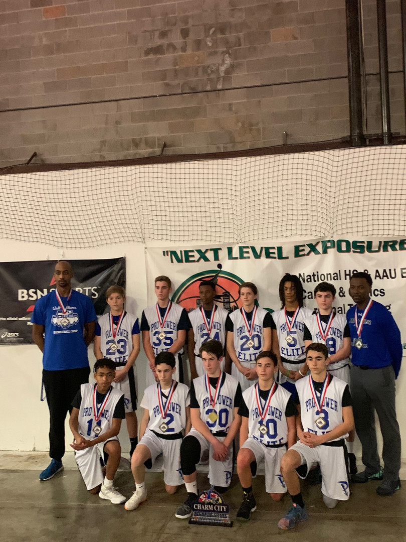 Pro Power Elite 8th West Charm City Holiday Classic