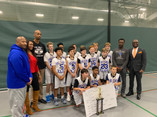 Pro Power Elite 7th West Howard County Youth Program (HCYP) Fall Classic Champions