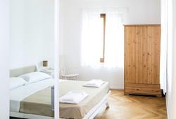 Camera da letto Residence Itaca