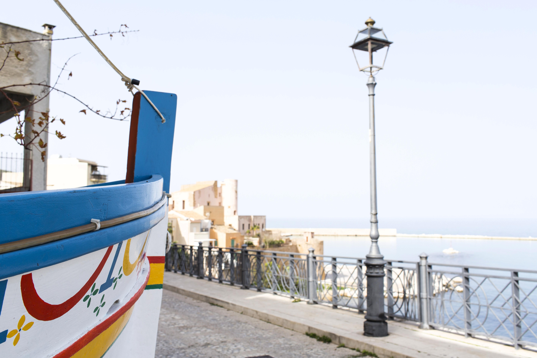 Panorama Castellammare Itaca