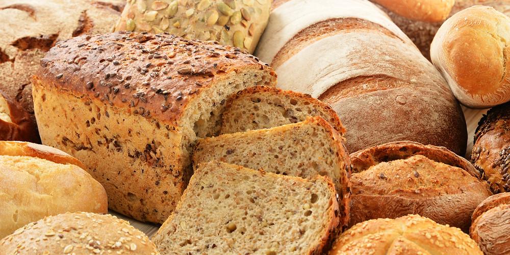 Свежий хлеб от частного детектива!