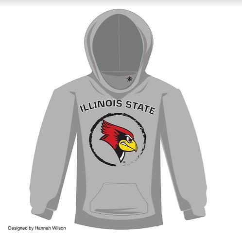 Illinois State TURTLEHOODIE
