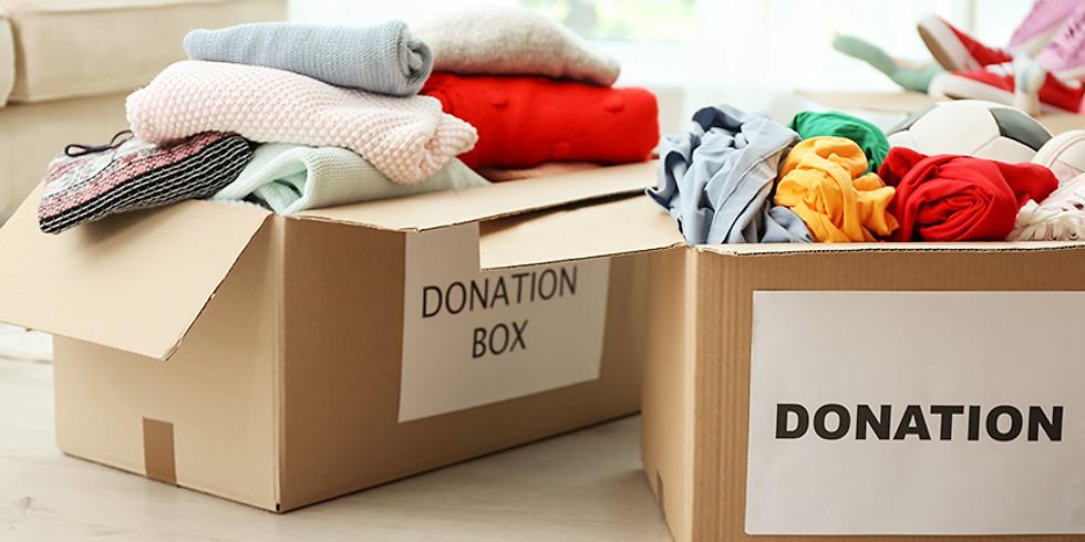 Clothing Donation Fundraiser