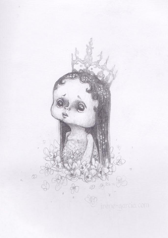 10,000 Year old Princess