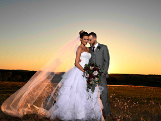 The beauty of Bella Collina! Chelsea and Clayton's wedding!
