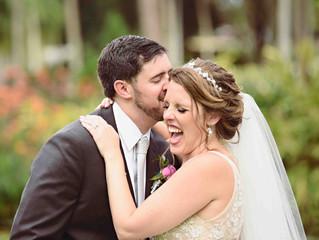 Mission Inn Love for Lauren and Greg!