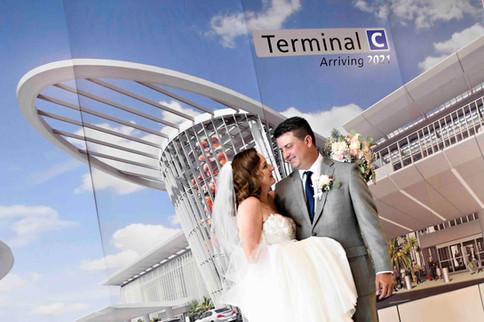 Terminal C at OIA