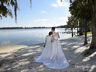 A beautiful Fall wedding for Bonnie and Hayden at Paradise Cove!