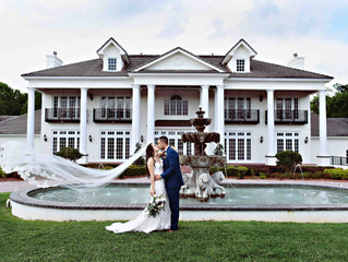 Sidney and Nick's wedding at Luxmore Grande Estate!