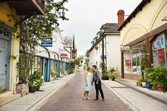 Dowtown St. Augustine