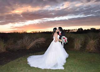Beautiful Royal Crest Country Club wedding!