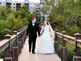 Carly and Andrew's wedding at The Grove Resort & Spa Orlando