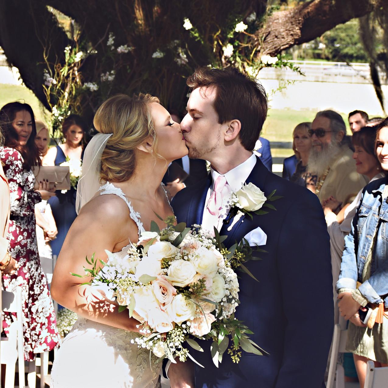 A final kiss