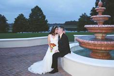 Lake Mary Events Center wedding