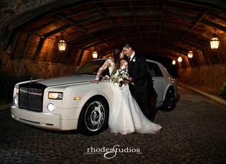 A romantic Bella Collina wedding!