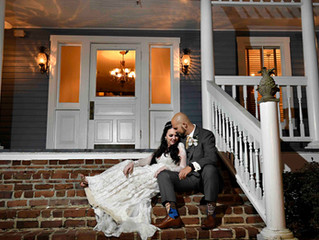 When you know it's true love! Elise and Brandon's Highland Manor wedding