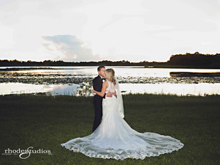 Emily and James's Lake Mary Event Center wedding!
