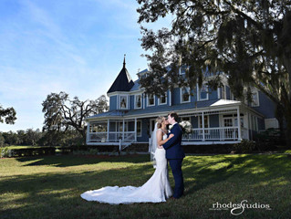 Hartley and Blake's dreamy wedding at Highland Manor